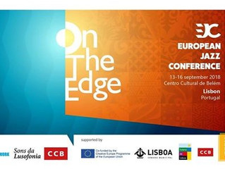 Looking forward to see you at the European Jazz Conference this week!