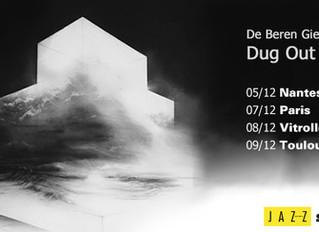 De Beren Gieren touring through France next week!