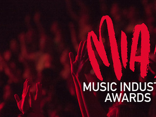 Don't miss the Music Industry Awards tonight!
