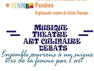 ESINAM @ Festival International de la Femme Artiste (Benin)