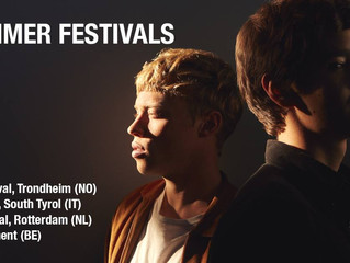 Trondheim Jazz Festival, here we come!