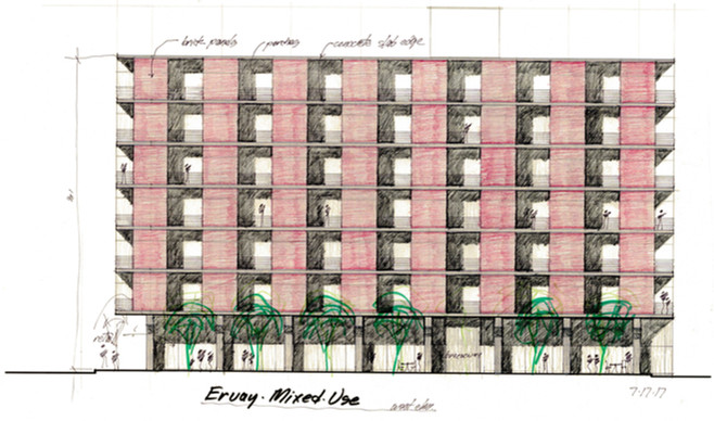 Ervay Mixed Use Project