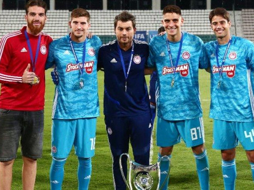 The Goalkeeper Situation at Olympiakos
