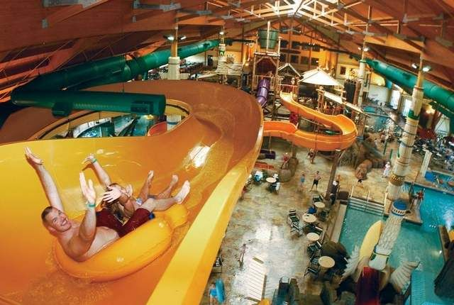 Bavarian_Inn_waterslide