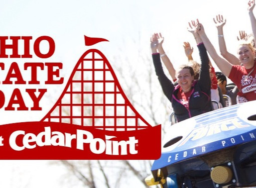 ohio state day @ Cedar point!