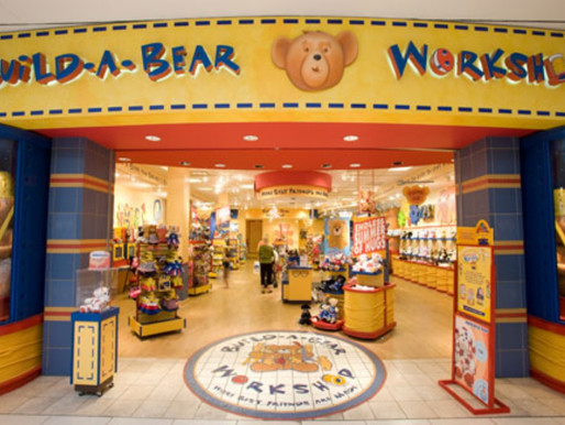 Build A Bear - Pay Your Age Event!