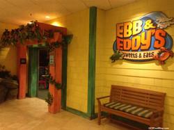 Ebb and Eddy's
