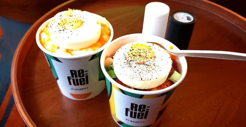 Re-fuel Cups