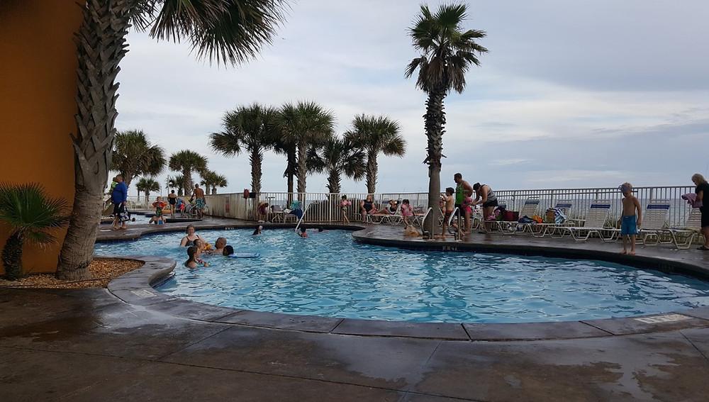 Poolside Chillin!