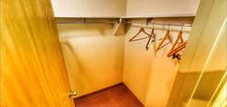 Tarpon Suite Closet!