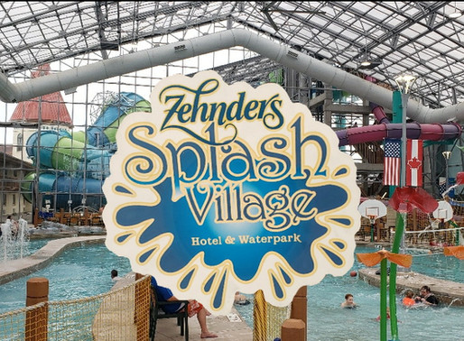 IWT: Zehnders Splash Village!
