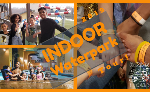indoor waterpark tour 2019!
