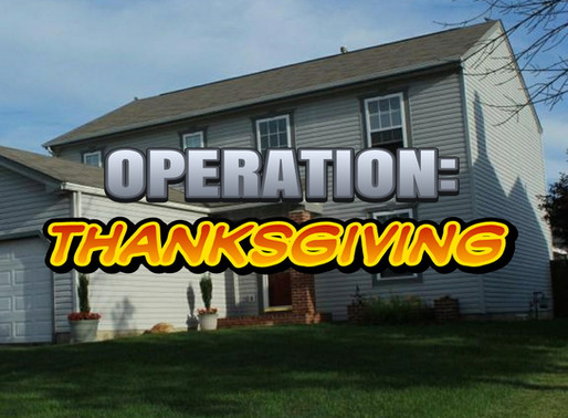 OPERATION: THANKSGIVING