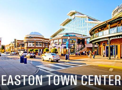 Easton Town Center Discount Card!