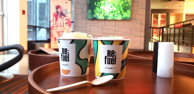 Breakfast Re-Fuel Cups