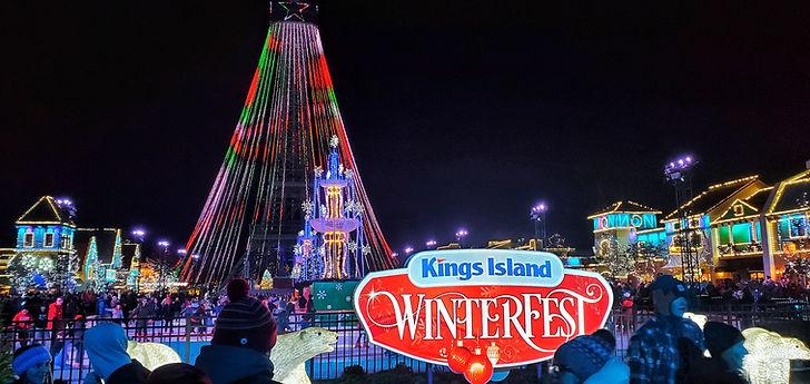 Kings Island Winterfest