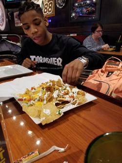 Pretty awesome nachos