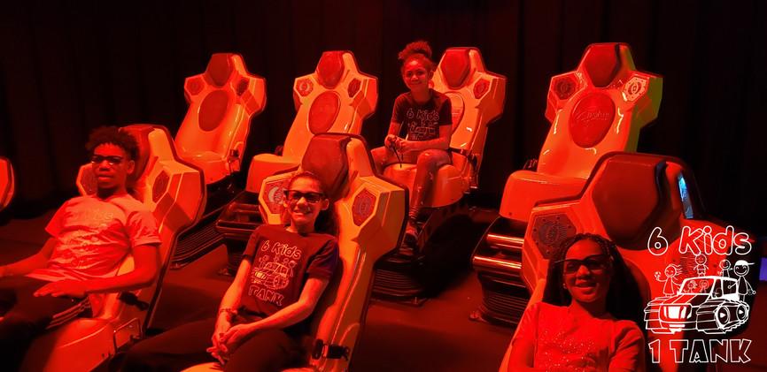 4D Movie Theater