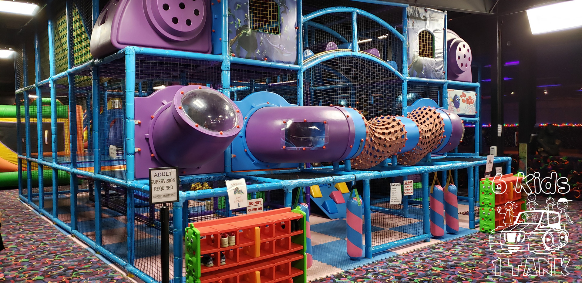 Part Of The Play Gym