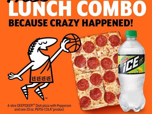 Free Pizza (Pizza)!!!