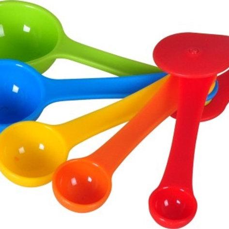 Set de Cucharas Medidoras