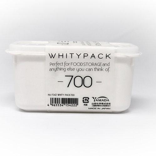 Contenedor White 700ml