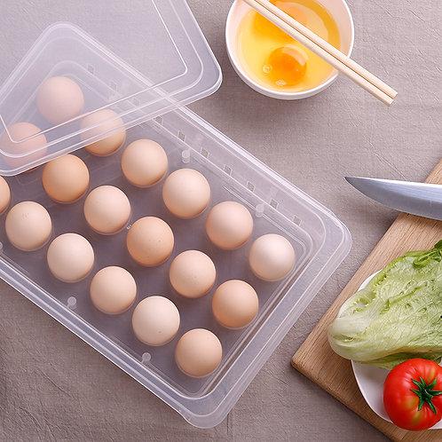 Caja Fresco Para Huevos