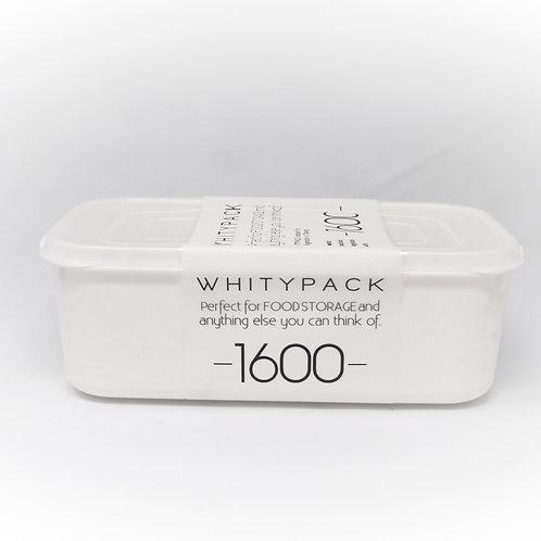 Contenedor White 1600ml