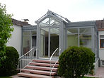 cost conservatories