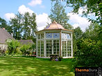 Double glazed Victorian and historical orangeries, conservatories from NZ.