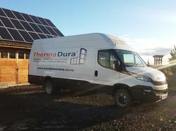 ThermaDura service van