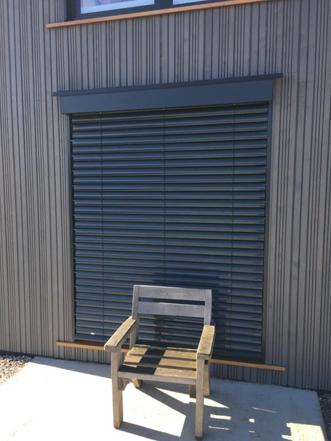 Roma external blinds