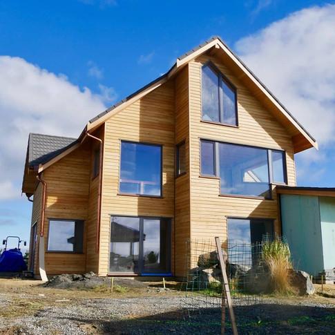 DesignLine windows & doors in weatherboard