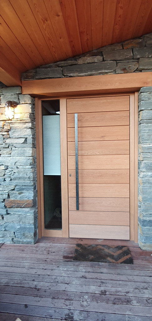OAK front door- ThermaDura