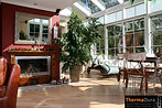 Historical conservatory or sunroom desin in NZ