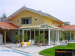 Conservatory awnings and sunprotection blinds NZ.