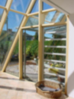 Timber Conservatories manufactured in New Zealand. Double glazed andt ripled glazed conservatories available.
