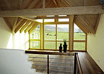 Timber sunroom