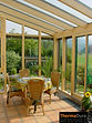 At ThermaDura we design your sunroom conservatory. Extensive conservatory gallery online.
