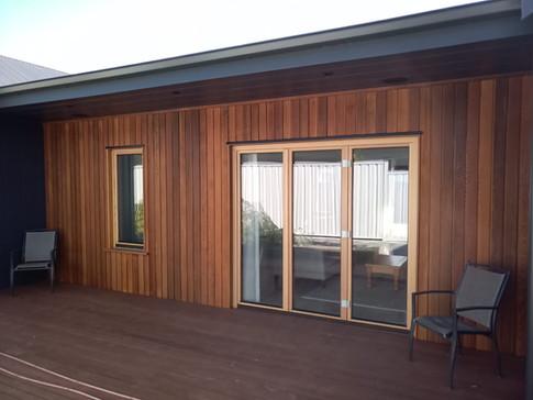 NatureLine 90 bifold doors