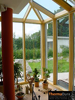 Double glazed timber conservatories NZ