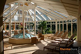 Conservatory swimming pool. Commercial conservatory design NZ.