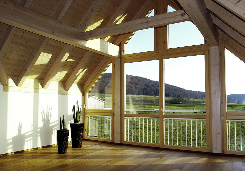 Timber conservatories with French doors are a great solution for your home.