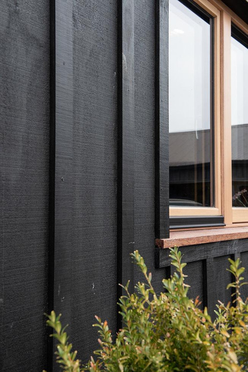 Passive House Window Detail 1