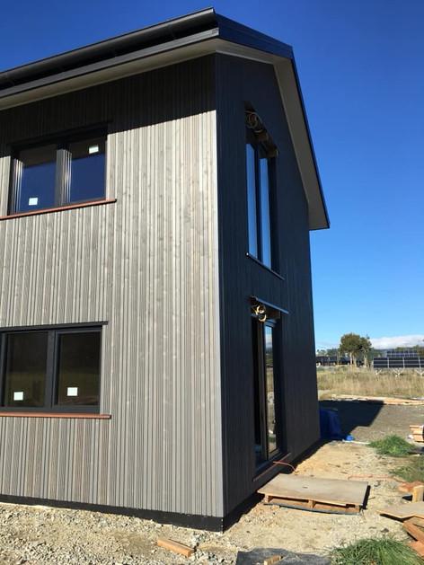 Hawea Flat with DesignLine windows and doors