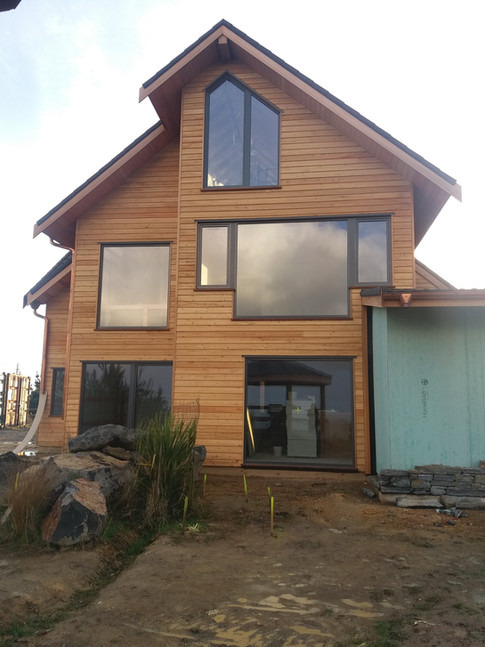 DesignLine windows in weatherboards