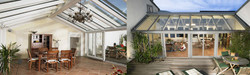 A Conservatory for Winter & Summer