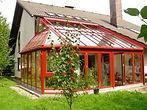 wooden conservatories