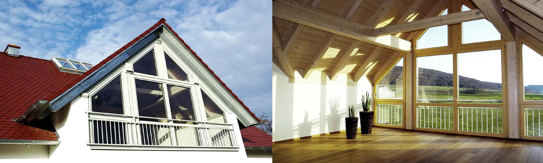 Loft conservatory ThermaDura