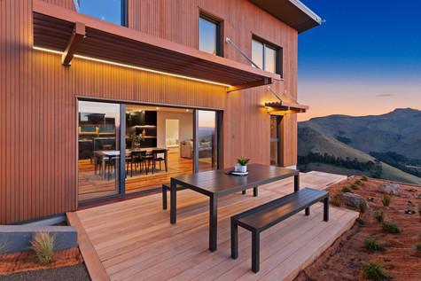 DesignLine timber-alu French doors